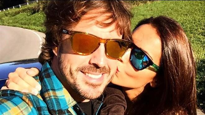 Fernando Alonso i Lara Álvarez trenquen