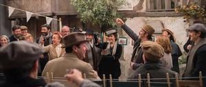 Varios de los personajes de El secreto de Puente Viejo celebran los 1.500 años de la población.