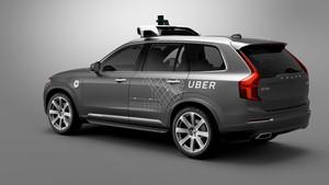 Volvo y Uber firman un acuerdo