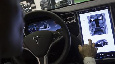 Tesla obre a Barcelona la seva primera botiga temporal d'Espanya