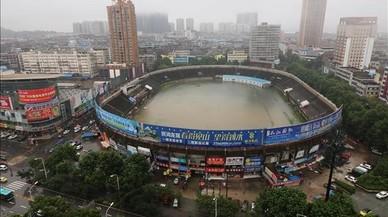 Almenys 90 morts i més d'una vintena de desapareguts per inundacions a la Xina