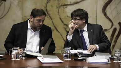 La Generalitat avança el pagament de nòmines als seus funcionaris