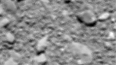 La sonda 'Rosetta' posa fi als seus dies impactant contra el cometa 67P