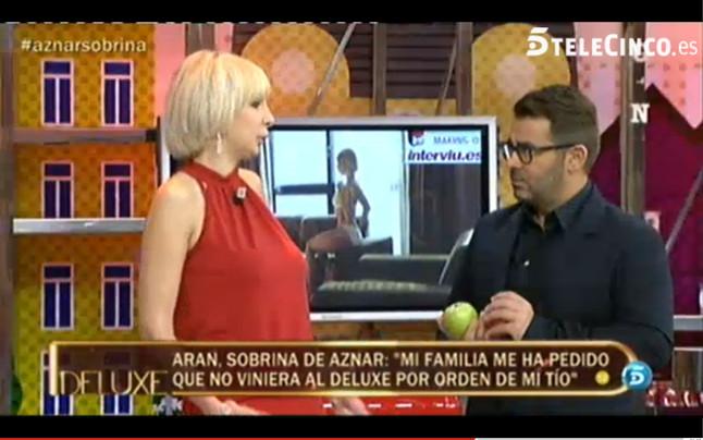 """Aznar es bromista"""