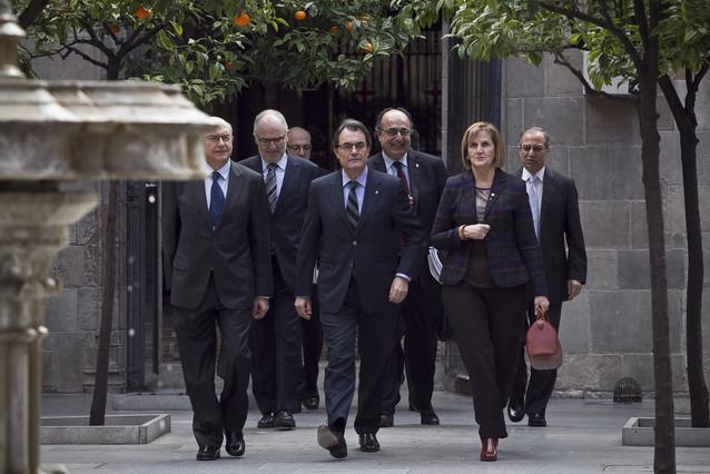 Mas preside la segunda cumbre anticorrupci�n en plena pol�mica por el espionaje