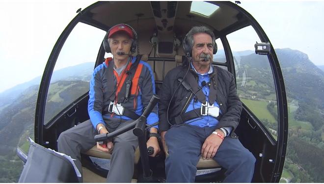 Avance de la tercera temporada del programa 'Volando voy', con Jesús Calleja