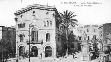Una exposició commemora el 120è aniversari de la concessió del títol de ciutat a Badalona