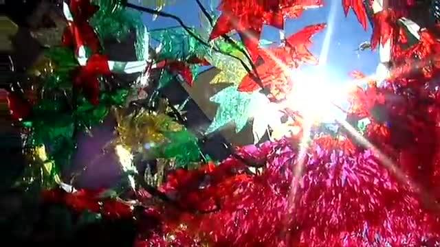 Gràcia apunta a rècord de visitants amb unes decoracions d'alt nivell