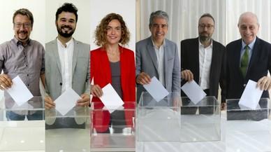 En Comú Podem consolida el seu lideratge davant un independentisme que resisteix