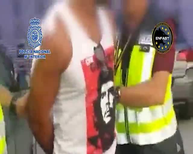 Detenido en Barcelona un fugitivo alemán buscado por matar a su pareja