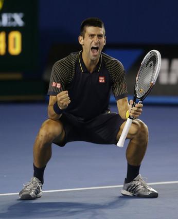 Djokovic hace historia en Australia