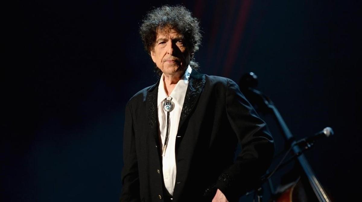 Bob Dylan, guanyador del premi Nobel de literatura 2016