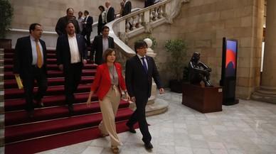 Puigdemont activará el viernes la cuenta atrás del referéndum