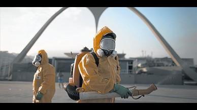 De groc combat La por olímpica al Zika