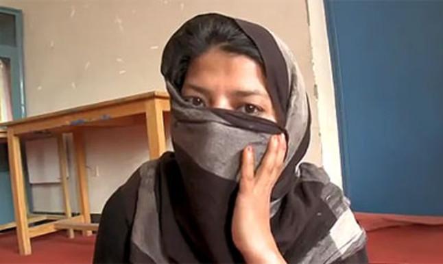 Condenada una mujer en Afganistán a casarse con su violador