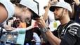 """Hamilton: """"Si Rosberg es campe�n, lo encajar� como un hombre"""""""
