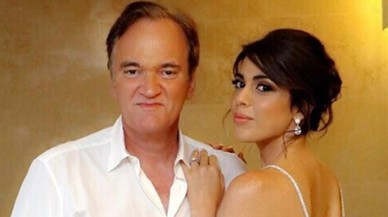 Tarantino celebra su compromiso de boda