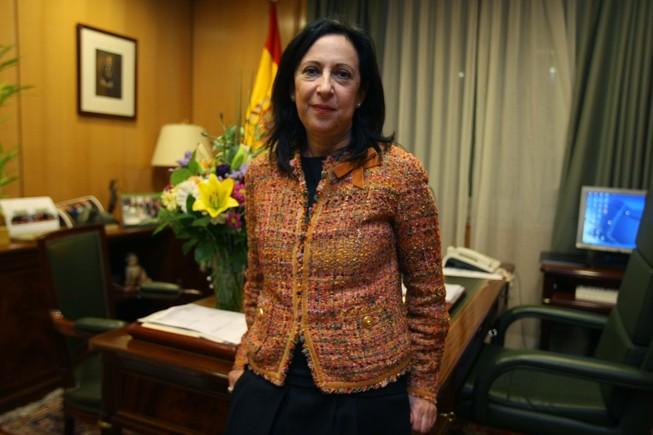 Margarita Robles: Vuelvo a la política para luchar contra las desigualdades