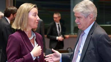 España denuncia ante la UE la injerencia rusa y venezolana tras el 1-O