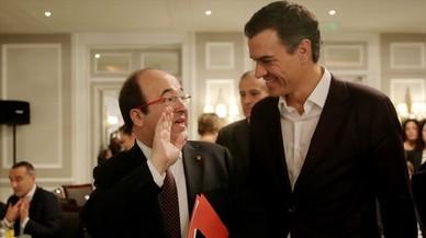 """El PSOE aplaude la Hacienda federal catalana de Iceta: """"Es razonable"""""""