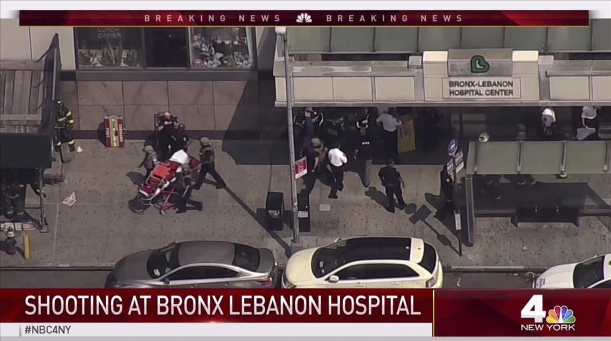 Al menos un muerto y cinco heridos en un tiroteo en un hospital de Nueva York