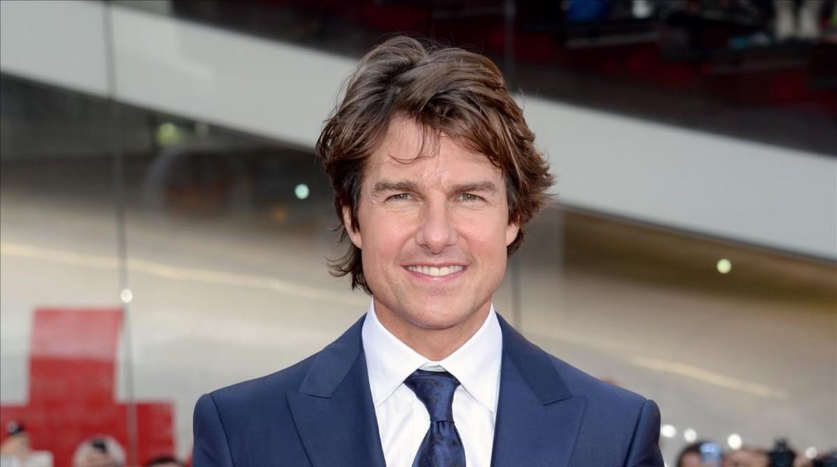 Imagen de archivo de Tom Cruise.