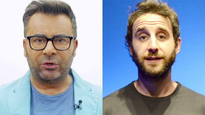 Jorge Javier Vázquez i Dani Rovira col·laboren en un vídeo contra el Toro de Vega