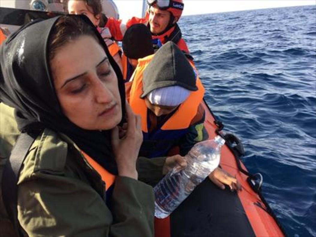 Más de 150 niños han muerto al intentar cruzar el Mediterráneo en el 2017