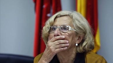 Carmena denuncia l'Open de tennis de Madrid davant la Fiscalia Anticorrupció