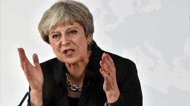 May i el bloqueig de la negociació del 'brexit'