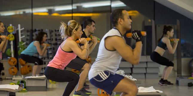 Descubierta una hormona equivalente a hacer ejercicio for Gimnasio del centro