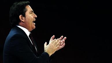 Xavi Pascual dejar� la entidad azulgrana tras m�s de ocho a�os en el cargo