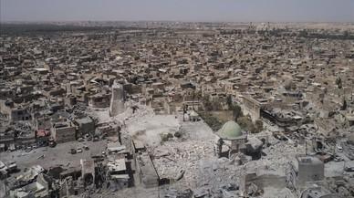 """L'Iraq anuncia que el califat de l'Estat Islàmic """"ha caigut"""""""