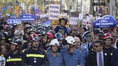 La premsa internacional destaca el desafiament de Barcelona al terrorisme