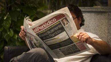 La Federació de Periodistes recolza la feina d'EL PERIÓDICO