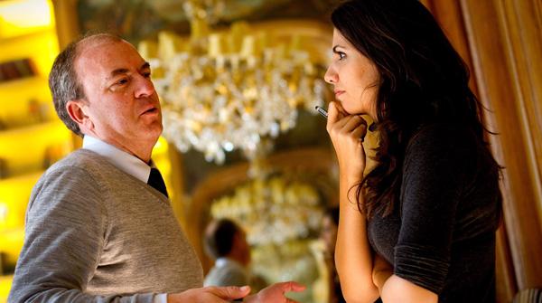 Ana Pastor conversa con José Antonio Monago.