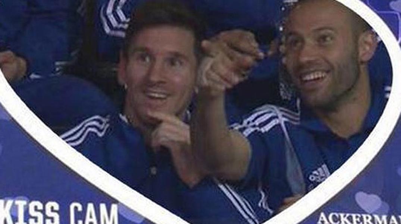 Messi y masche habrian recibido sobornos de Chile en la fina