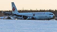Susto en otro A320 en Canad�