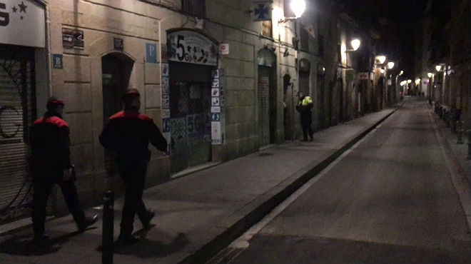 Golpe definitivo a una red de metanfetamina en Barcelona