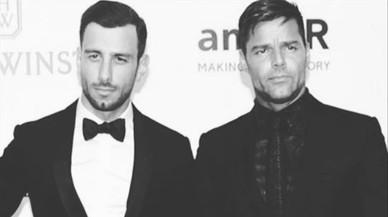 Ricky Martin ajorna el seu casament amb l'artista sirià Jwan Yosef