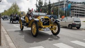 El cinco de marzo circularán medio centenar de coches clásicos por la costa del Garraf.