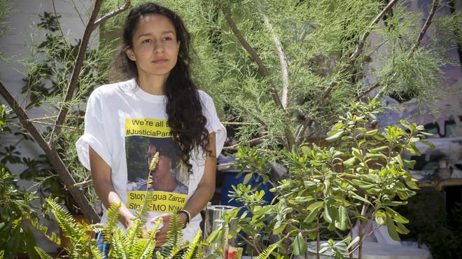 """""""Culpo l'Estat d'Hondures de la mort de la meva mare"""""""