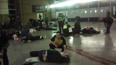El atentado de Manchester suscita la condena mundial