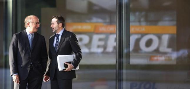 Repsol recorta el 40% el dividendo complementario tras aflorar pérdidas de 1.227 millones