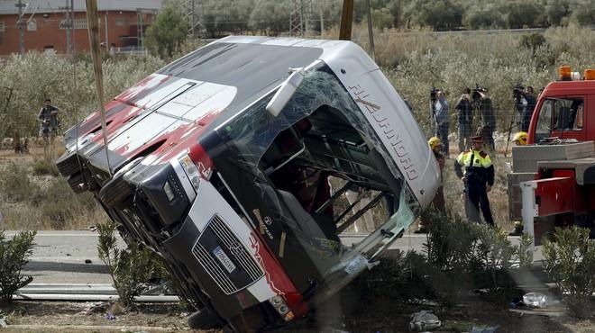 Un año del accidente de Freginals: El Govern aumenta las medidas de seguridad de los autocares