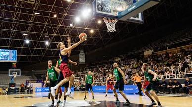 Bar�a y Penya ser�n dos de los protagonistas destacados de la Liga ACB.