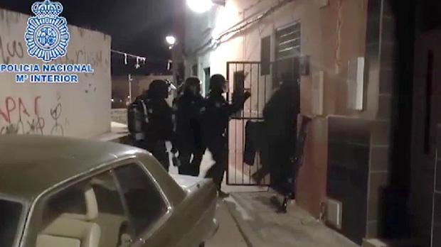 Desarticulada una cèl·lula gihadista amb sis detinguts, cinc al Marroc i un Melilla