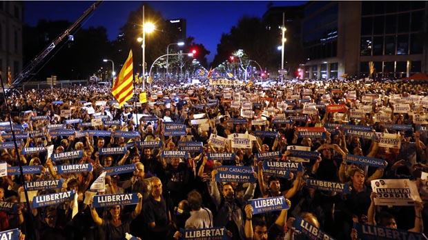 L'independentisme i l'Estat es preparen per al xoc