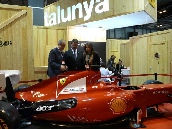 La Generalitat capta inversores privados para promocionar Catalunya