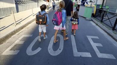 Francia blinda los colegios frente a la amenaza terrorista